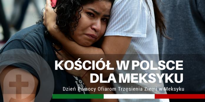 Przewodniczący Episkopatu Polski apeluje o pomoc ofiarom trzęsienia ziemi w Meksyku