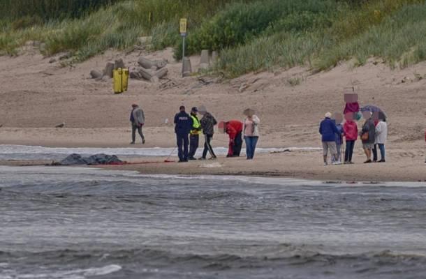 Zachodniopomorskie: Morze wyrzuciło ciało mężczyzny