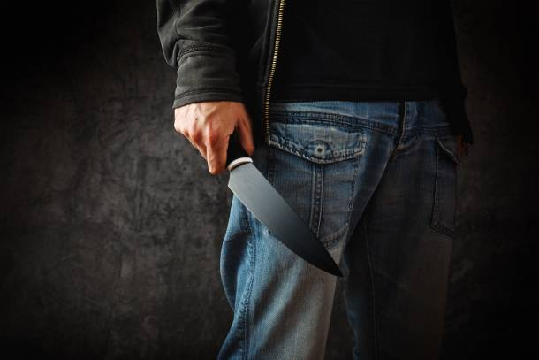 Atak nożownika na weselu w Rybniku. Nożownik napadł młodą parę