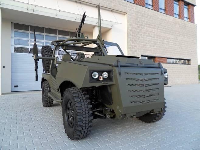 Wojsko Polskie kupuje samochody virus z Bielska-Białej. Jest kontrakt na 118 pojazdów