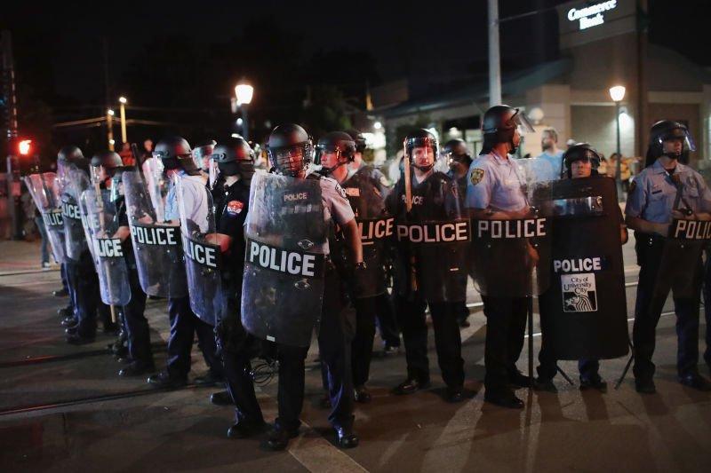Ponad 80 aresztowanych w trakcie protestów w St. Louis