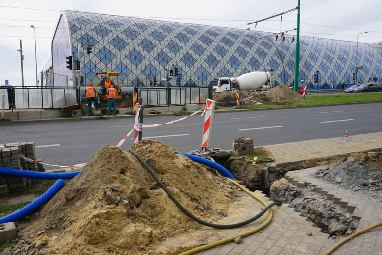 Poznań: Przejście dla pieszych za… milion złotych