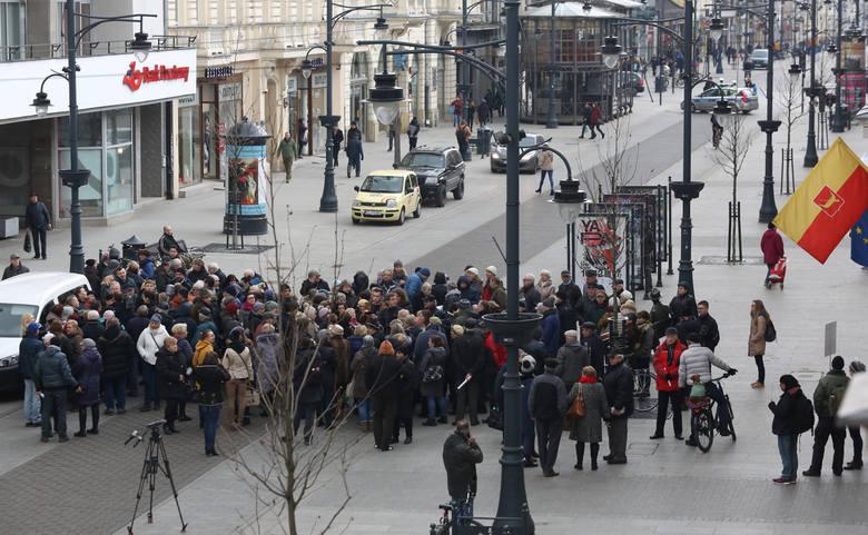 W weekend dwa protesty w Łodzi. Protestować będą ekolodzy i KOD