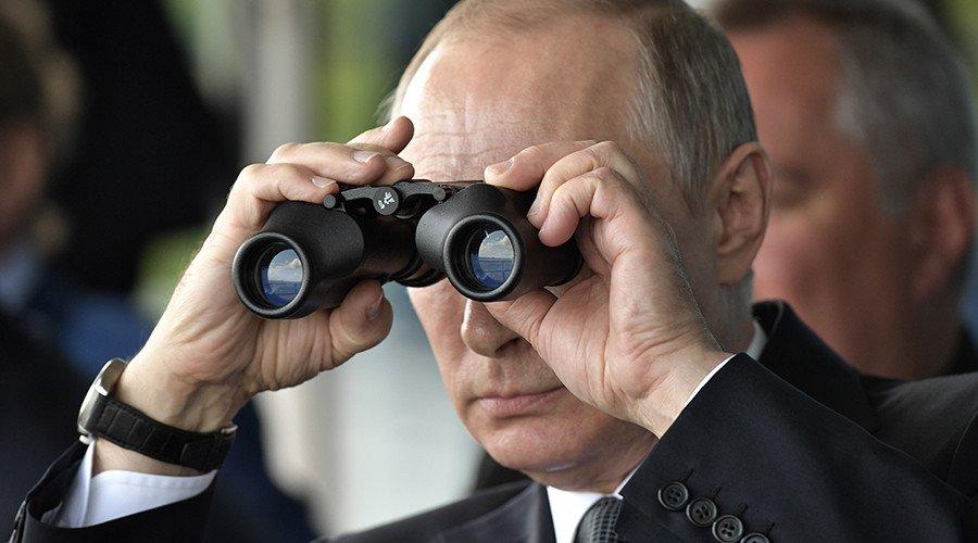 """Putin przyjedzie na Zapad 2017. Generał NATO: """"Przygotowanie do wielkiej wojny"""""""