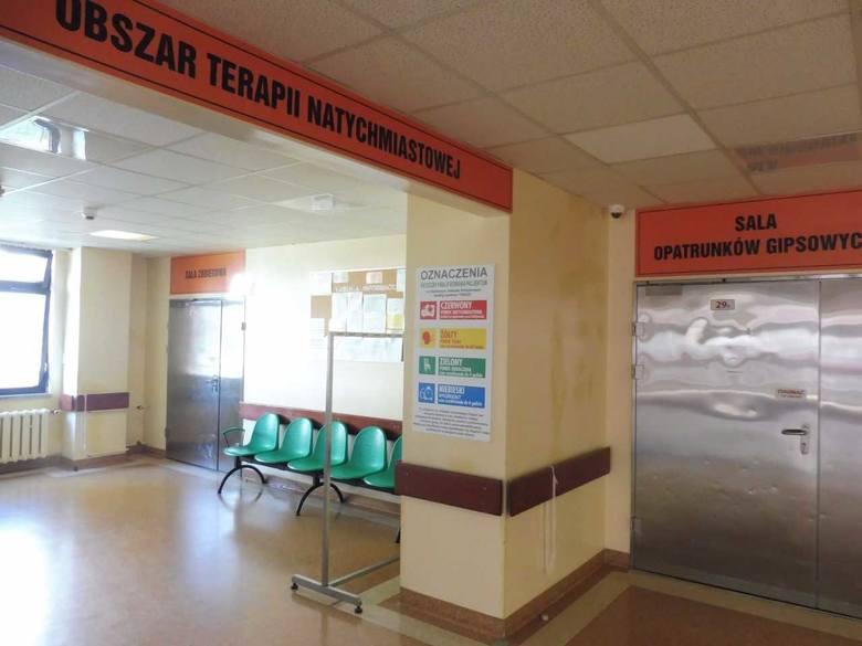 Podkarpacie: Rewolucja w tarnobrzeskim szpitalu. Będą kategoryzować pacjentów