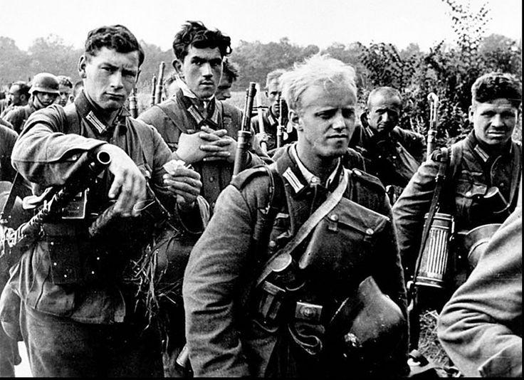 Niemiecki polityk dumny z żołnierzy Wehrmachtu