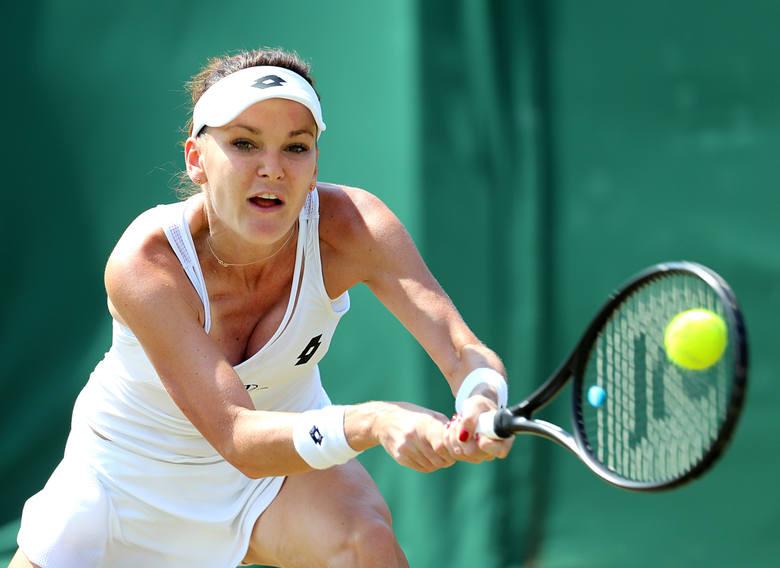 WTA w Pekinie. Wygrana Radwańskiej rodziła się w bólach