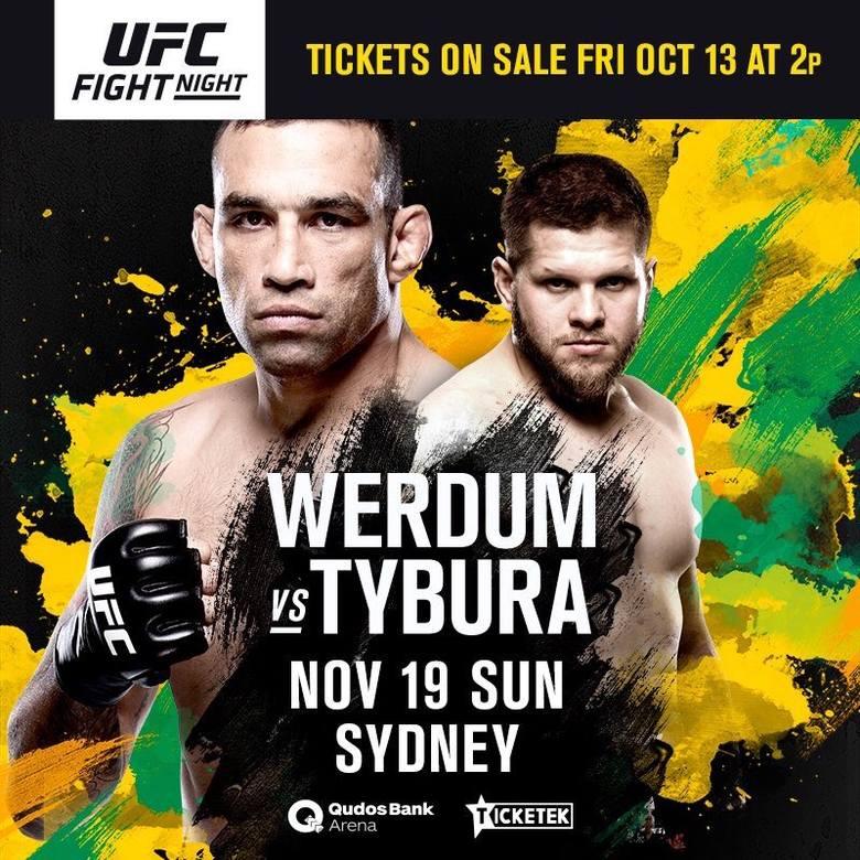 Marcin Tybura miał walczyć z Markiem Huntem, zmierzy się z inną legendą i byłym mistrzem UFC