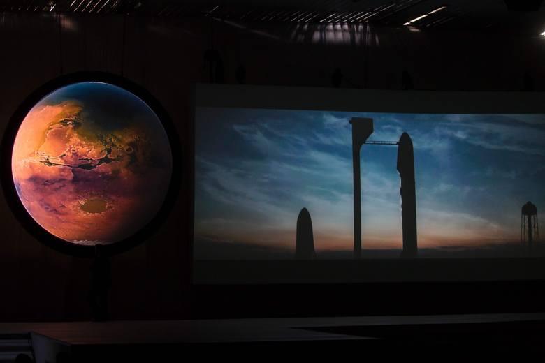 """Poprawki"" DNA przed lotem na Marsa"