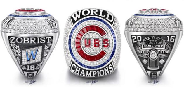 Drużyna Chicago Cubs wycofała sygnet z aukcji
