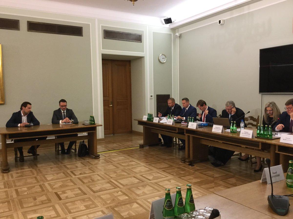 Komisja ds. Amber Gold:  Wojciech Pastor o relacjach z Katarzyną P.