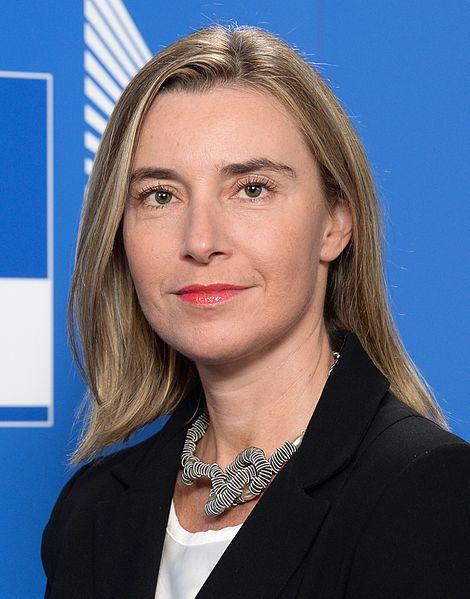 Konflikt Rosja-Ukraina: Unia Europejska ustami Mogherini wzywa, potępia, apeluje…