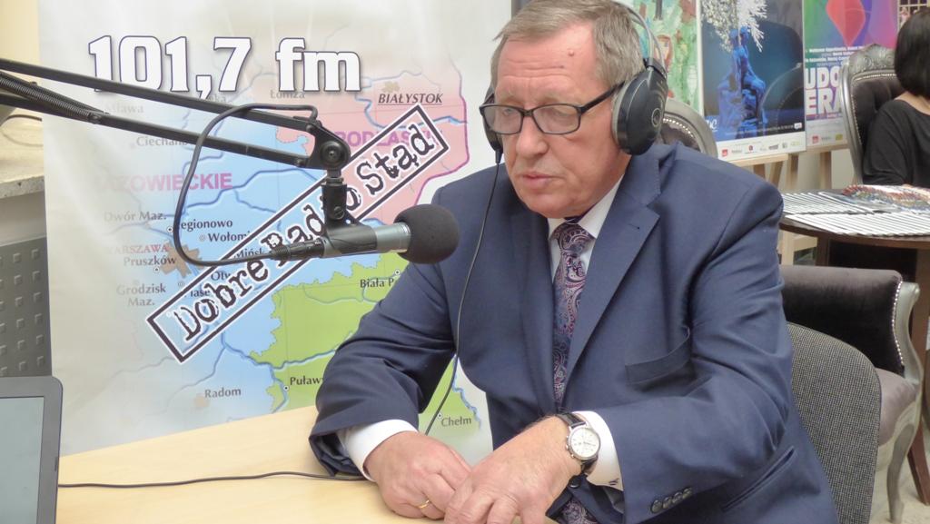 Siedlce: Minister J. Szyszko na Ogólnopolskim Szczycie Gospodarczym