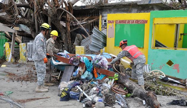 Z Chicago wysłano 100 tysięcy posiłków dla mieszkańców Portoryko