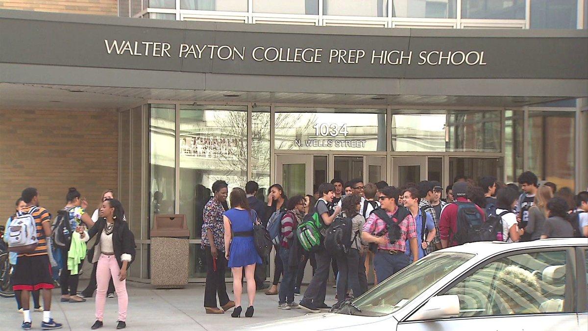 Pięć szkół średnich CPS w setce najlepszych w USA