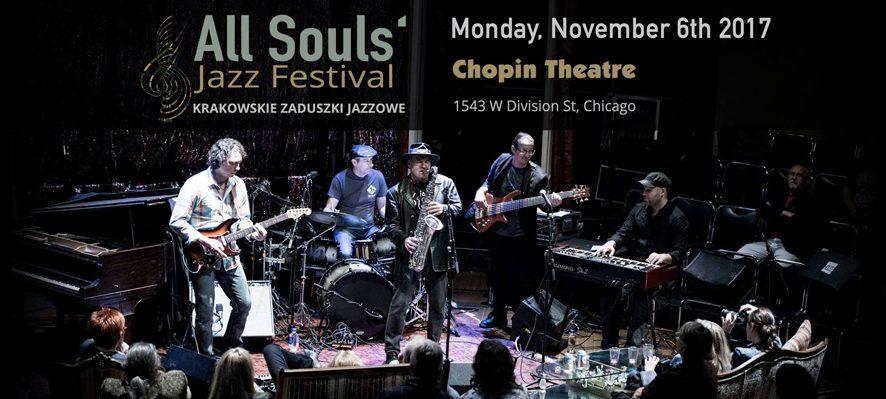 All Souls' Day Polish Jazz Festival czyli Zaduszki Jazzowe w Chicago