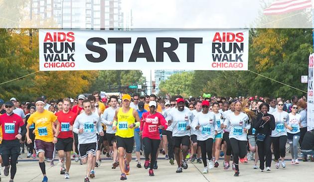 16. Bieg Fundacji AIDS Chicago