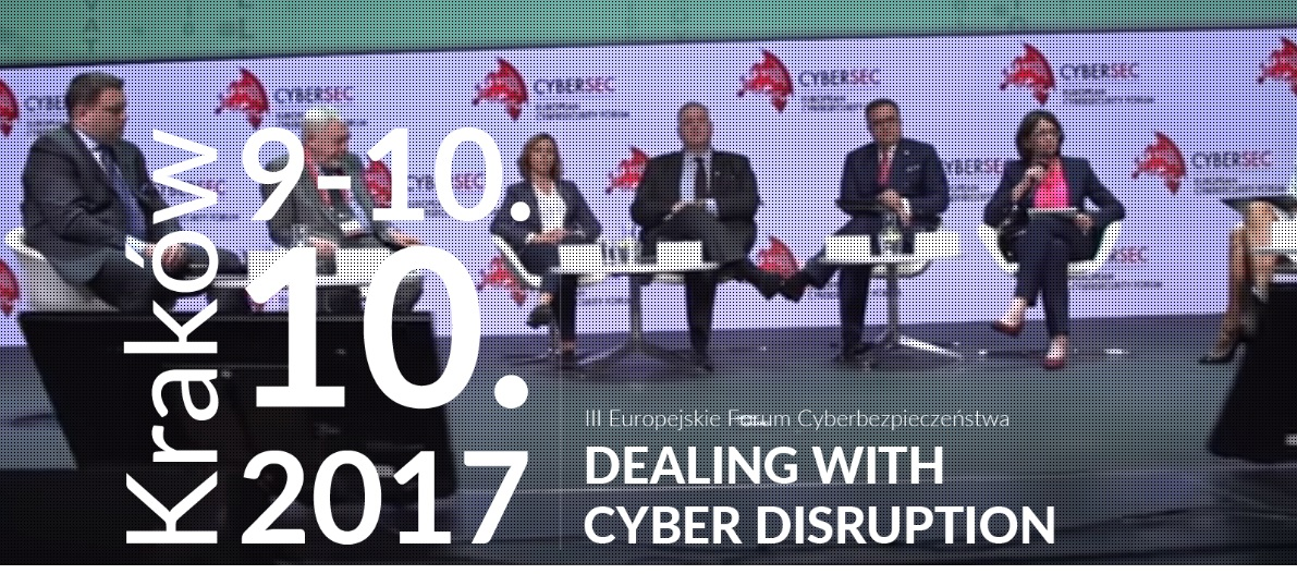 W Krakowie rozpoczyna się III forum cyberbezpieczeństwa CYBERSEC