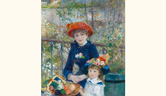 Chicagowskie muzeum zapewnia: Oryginalny obraz Renoira jest w naszym posiadaniu a nie DonaldaTrumpa