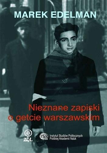 Wydano niepublikowane wspomnienia Marka Edelmana