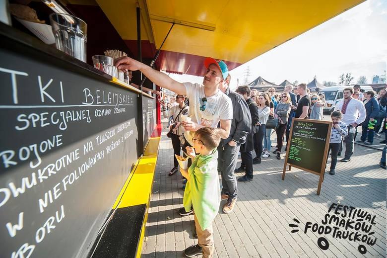 Pomorze: Festiwal Smaków Food Trucków 2017 w Redzie