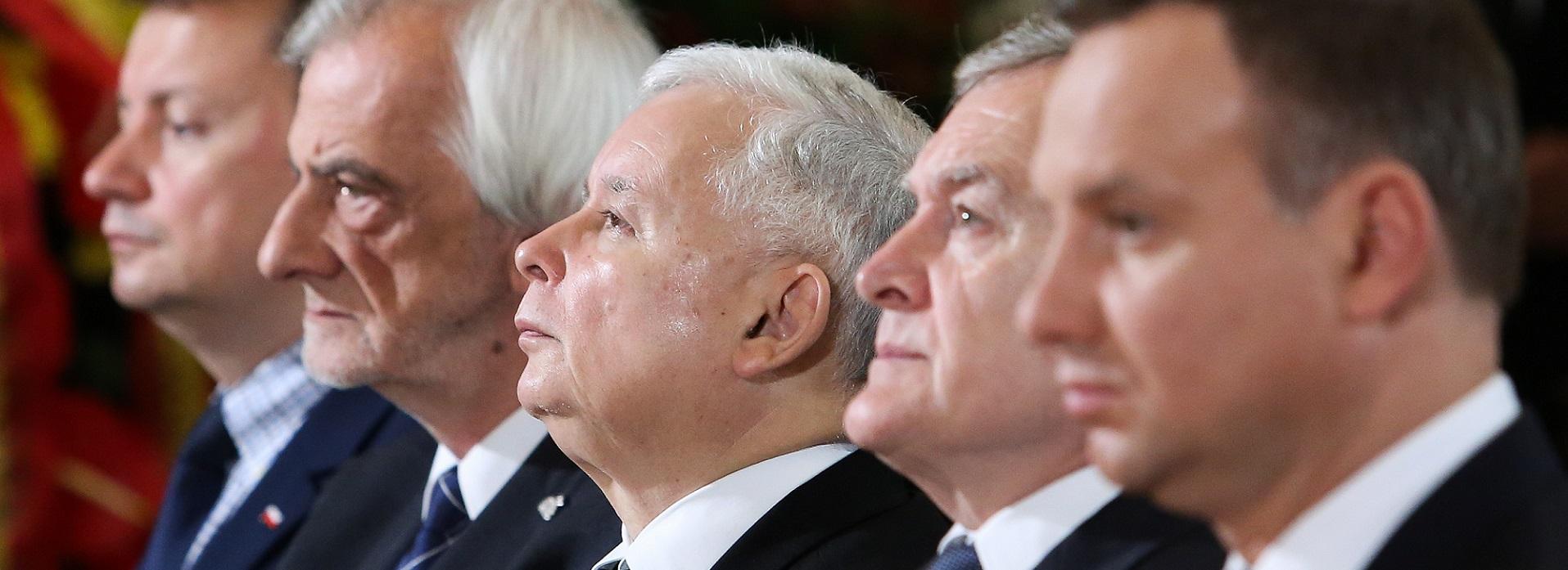 Jarosław Kaczyński: Zjednoczona Prawica jednością jest