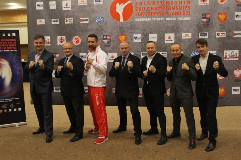 Karatecy z całej Europy przyjadą do Kielc