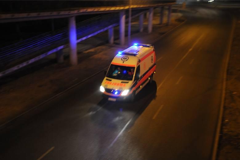 Pseudokibice skatowali 26-latka w Rudzie Śląskiej. Nieprzytomny trafił do szpitala