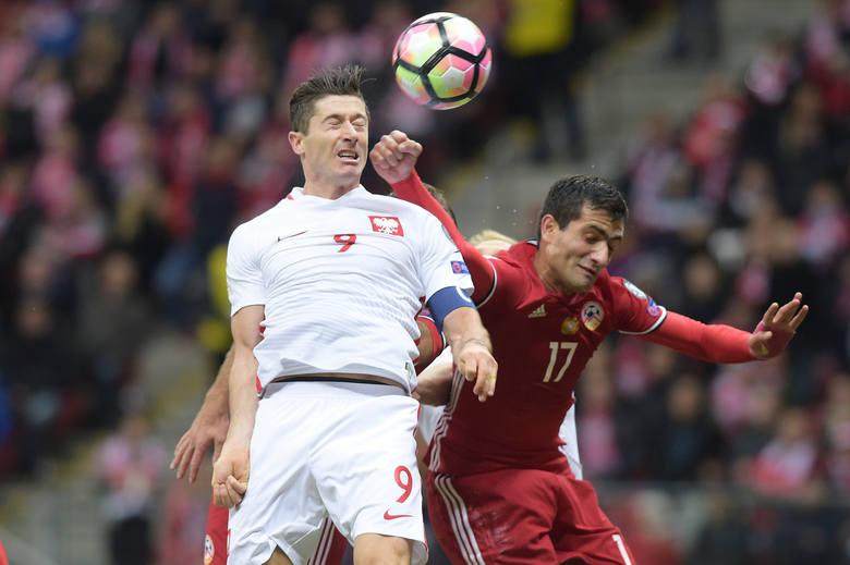 Pierwsi kibice reprezentacji Polski już w Armenii. Kadra przyleci tu w środę