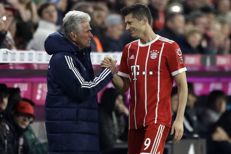Niemcy: Lewandowski piłkarzem kolejki