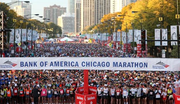 Rekordową sumę ponad 22 milionów dolarów zebrano na organizacje charytatywne podczas maratonu 2018