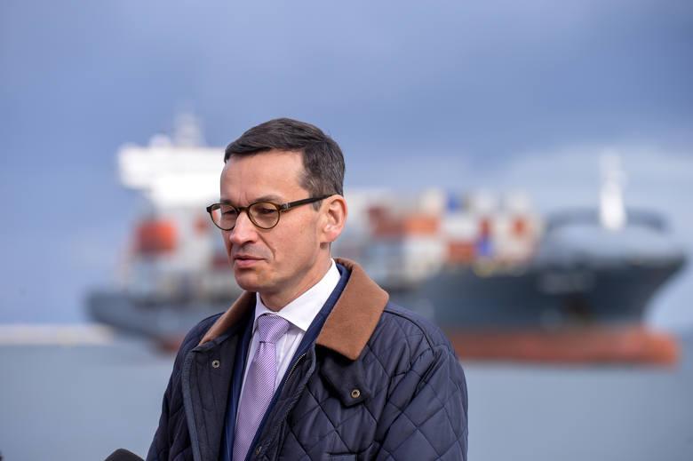 Premier Mateusz Morawiecki rozpoczyna wizytę w Stanach Zjednoczonych