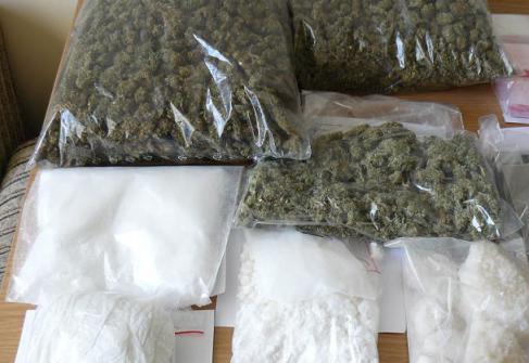 Udaremniono przemyt narkotyków do krajów skandynawskich
