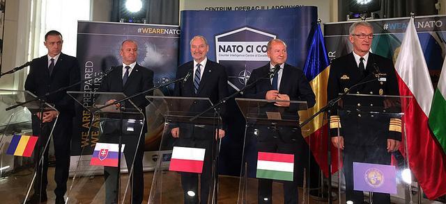 Macierewicz podczas otwarcia Centrum Eksperckiego Kontrwywiadu NATO w Krakowie: Jego znaczenie jest fundamentalne, zwłaszcza wobec zagrożenia ze strony Rosji