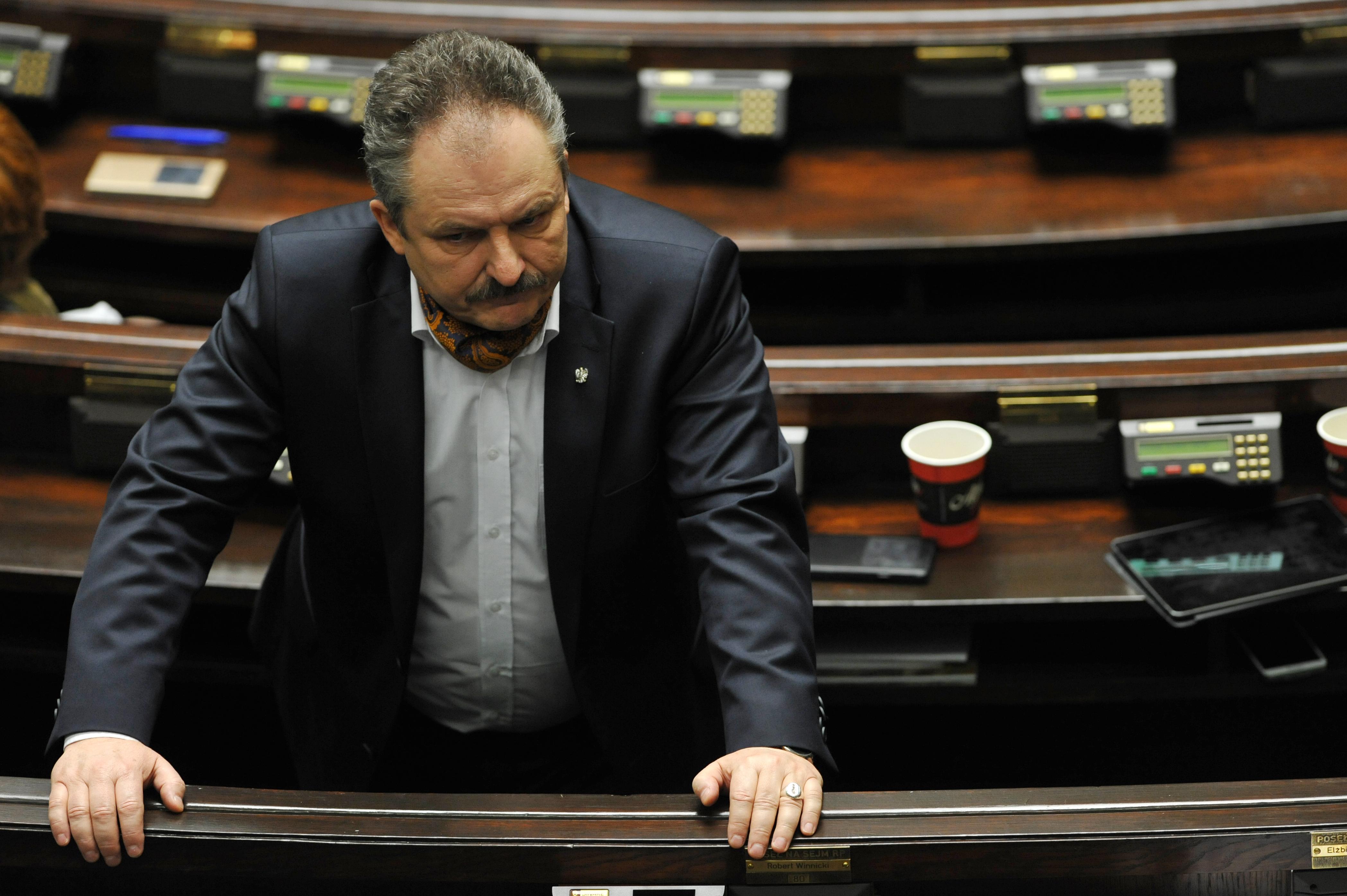 """Marek Jakubiak: """"Konfederacja jest w stanie utworzyć wspólny rząd z Platformą"""". Janusz Korwin-Mikke: """"To absolutna bzdura"""""""