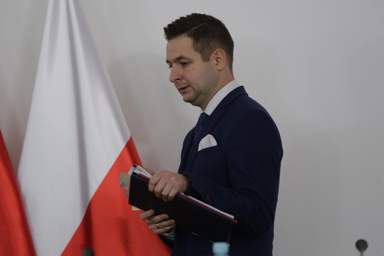 Tajny sondaż PiS: Patryk Jaki wygrałby pierwszą turę wyborów na prezydenta Warszawy