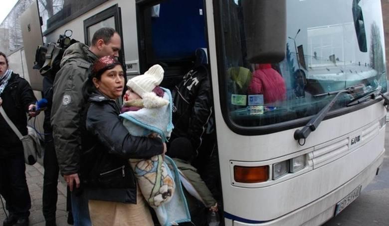 Kierowca PKS Szczecinek oskarżony przez Niemców o przewóz imigrantów