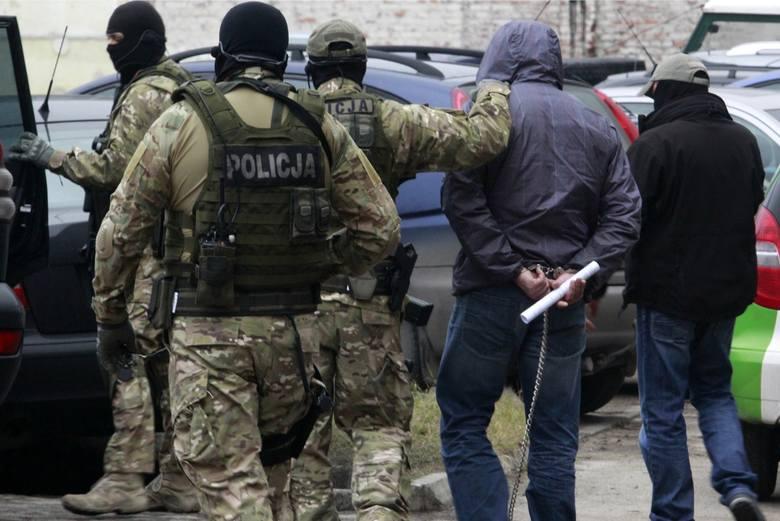 Są wyroki za wojnę gangów we Wrocławiu