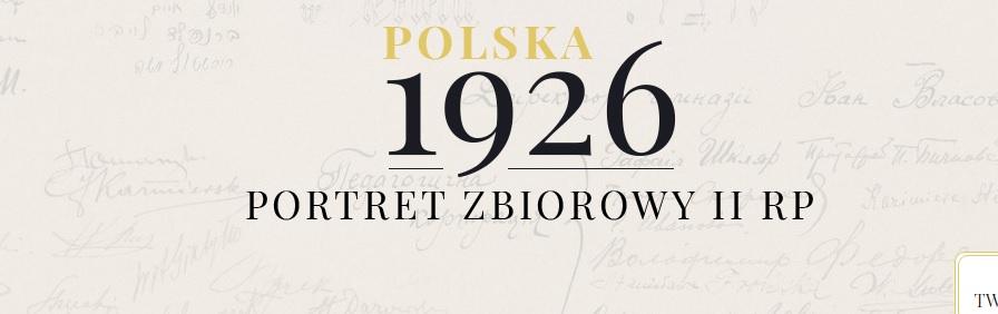 "Wystawa ""From Poland with Love"" i start portalu polska1926.pl"