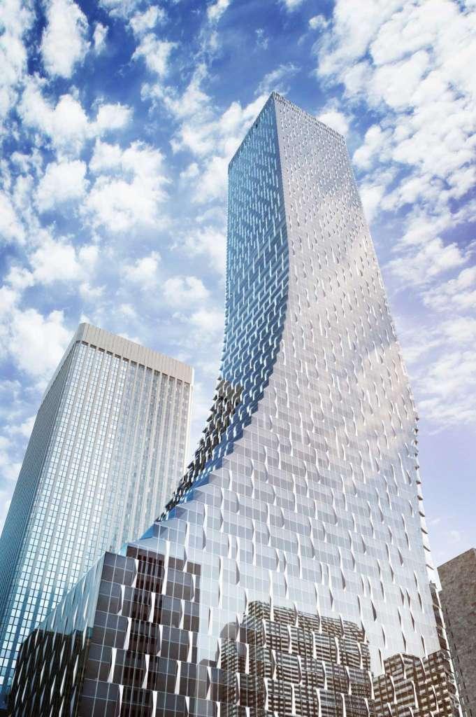 Amazon zajmie wszystkie biura w nowym drapaczu chmur w Seattle