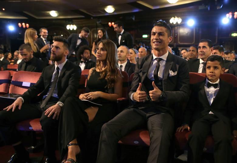 Nagrody FIFA: Ronaldo najlepszy w sezonie 2016/2017! Najładniejszy gol autorstwa Giroud