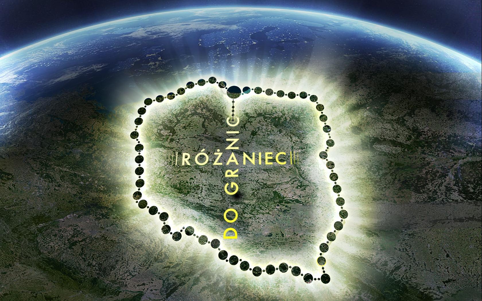 Rozpoczął się Różaniec do Granic. Modlitwa za Polskę i świat