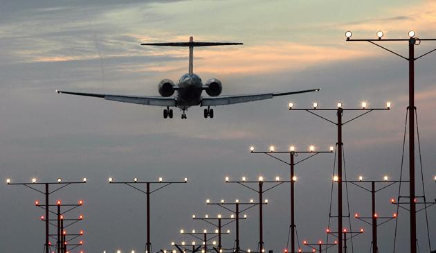 Pożar w podchodzącym do lądowania samolocie Hawaiian Airlines