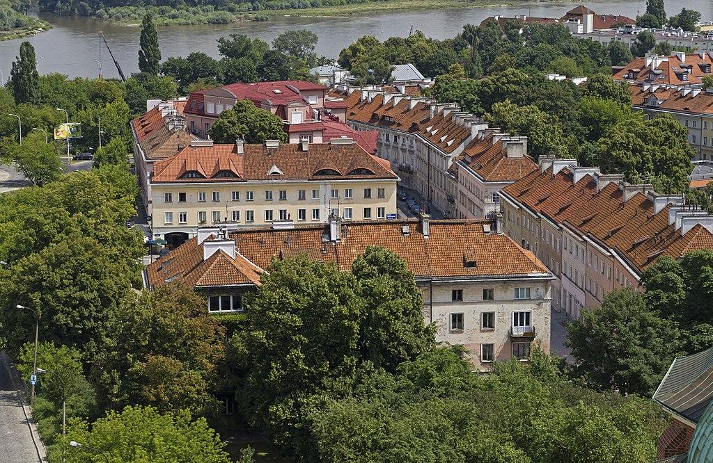 Rada Warszawy uchwaliła kontrowersyjny plan dla Śródmieścia Południowego