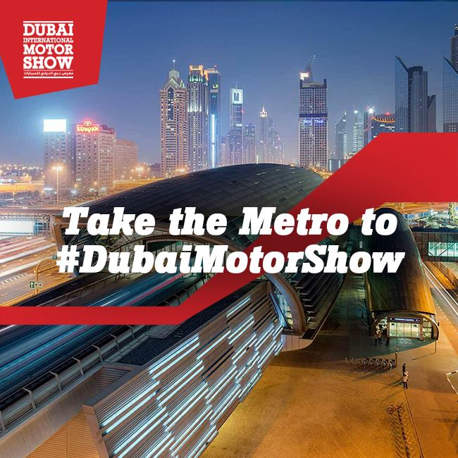 Międzynarodowe Targi Motoryzacyjne w Dubaju. VIDEO