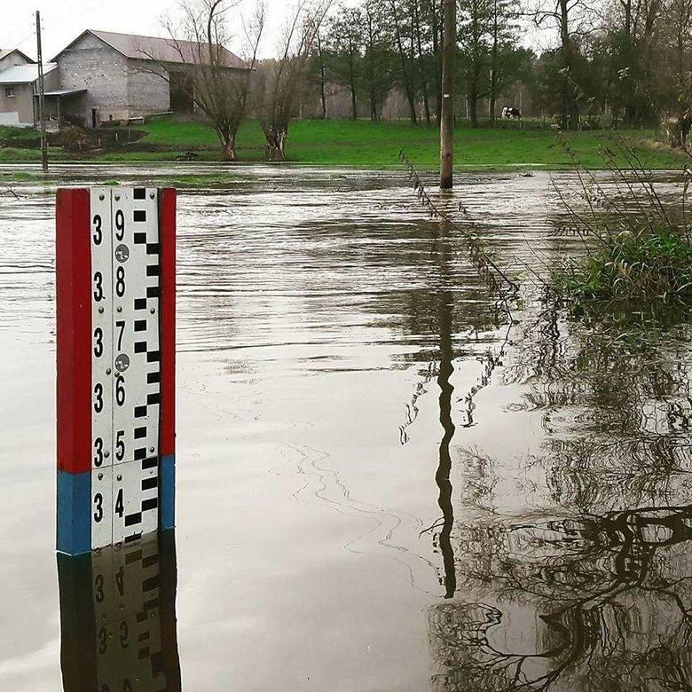 Pomorze: Alarmujący stan wód. To konsekwencje orkanu Grzegorz