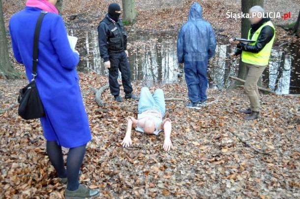 Śląsk: Morderstwo w Lesie Murckowskim. 18-latek zabił dla luksusowego samochodu