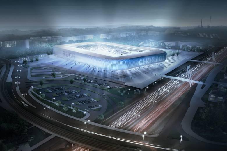 Ruch Chorzów: Stadion na 19 tysięcy widzów!