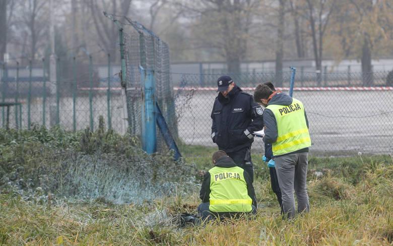40-letni mężczyzna podpalił się w pobliżu sądu w Rzeszowie AKTUALIZACJA