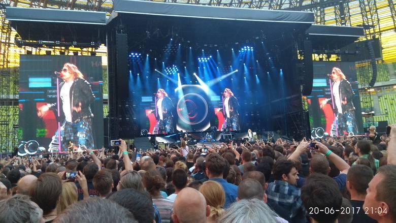 Guns N' Roses wystąpi w przyszłym roku na Stadionie Śląskim w Chorzowie